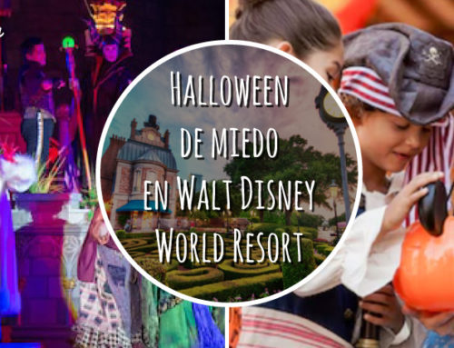 Halloween de miedo en Walt Disney World Resort